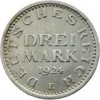 J.312 • 3 Mark 1924 E