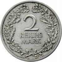 J.320 • 2 Reichsmark 1926 E