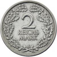 J.320 • 2 Reichsmark 1926 J