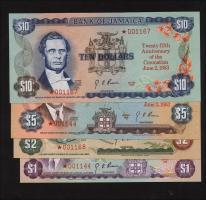 Jamaika / Jamaica P.CS3 1 - 10 Dollars 1978 (1)