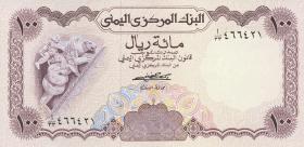 Jemen / Yemen arabische Rep. P.16 100 Rials (1976) (1)