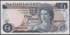 Jersey P.11b 1 Pound (1976-88) (1)