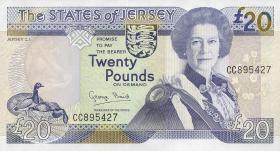 Jersey P.23 20 Pounds (1993) (1)
