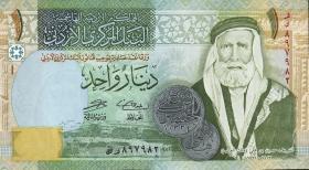 Jordanien / Jordan P.34c 1 Dinar 2006 (1)