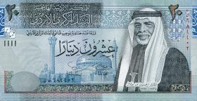 Jordanien / Jordan P.37a 20 Dinars 2002 (1)