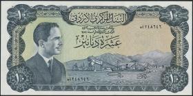 Jordanien / Jordan P.12a 10 Dinar L.1939 (1965) (1)