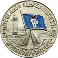 "JP Pionierlager Markgrafenheide ""Alexej Maressjew"""