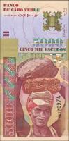 Kap Verde / Cape Verde P.67 5000 Escudos 2000 (1)