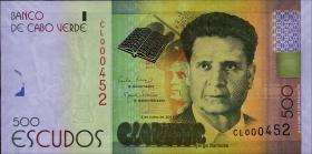 Kap Verde / Cape Verde P.72 500 Escudos 2014 (1)