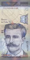 Kap Verde / Cape Verde P.66 2000 Escudos 1999 (1)