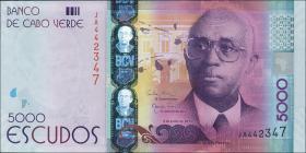 Kap Verde / Cape Verde P.75 5000 Escudos 2014 (1)