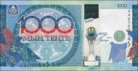 Kasachstan / Kazakhstan P.35 1000 Tenge 2010 (1) Gedenkbanknote