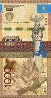 Kasachstan / Kazakhstan P.neu 1000 Tenge 2014 (1)