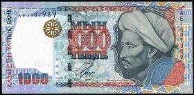 Kasachstan / Kazakhstan P.22 1000 Tenge 2000 (1)