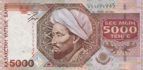 Kasachstan / Kazakhstan P.24 5000 Tenge 2001 (1)