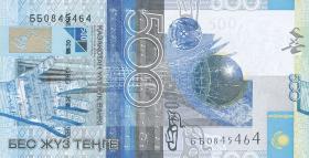 Kasachstan / Kazakhstan P.29a 500 Tenge (2006) (1)