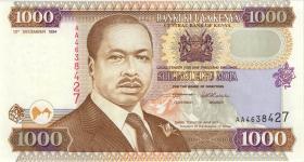 Kenia / Kenya P.34a 1000 Shillings 1994 (1)