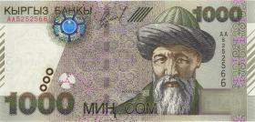 Kirgistan / Kyrgyzstan P.18 1000 Som 2000 (1)