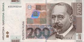 Kroatien / Croatia P.42b 200 Kuna 2012 (1)
