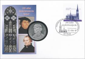 V-001 • 100 Jahre Gedächtniskirche Speyer