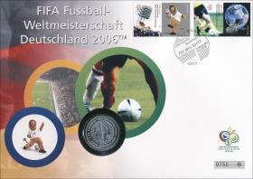 V-019 • FIFA Fußball WM in Deutschland 2006