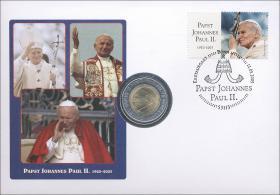 V-035 • Papst Johannes Paul II 1920-2005