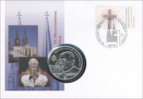 V-043 • XX. Weltjugendtag Köln