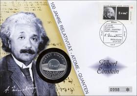 V-046 • Albert Einstein-100 Jahre Relativität
