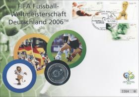 V-052 • FIFA Fußball WM in Deutschland 2006