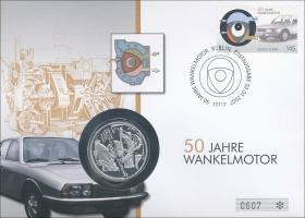 V-136 • 50 Jahre Wankelmotor