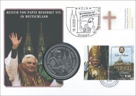 V-053 • Besuch von Papst Benedikt XVI.