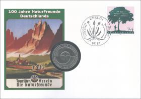 V-054 • 100 Jahre Naturfreunde Deutschlands
