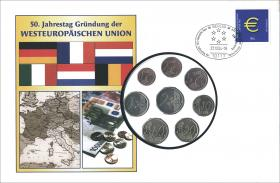 V-010 • 50. Jahrestag Gründung Westeurop. Union