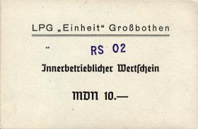 """L.044.6 LPG Großbothen """"Einheit"""" 10 MDN (1)"""