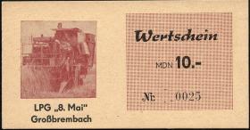 "L.045.5 LPG Großbrembach ""8.Mai"" 10 MDN (1)"