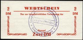 """L.051b.14 LPG Halenbeck """"Walter Ulbricht"""" 2 DM (1)"""