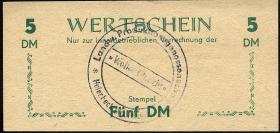 """L.051a.7 LPG Halenbeck """"Walter Ulbricht"""" 5 DM (1)"""