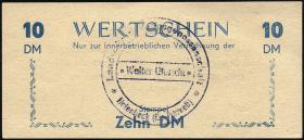 """L.051a.8 LPG Halenbeck """"Walter Ulbricht"""" 10 DM (1)"""