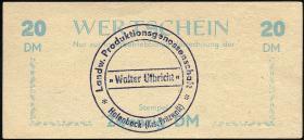 """L.051a.9 LPG Halenbeck """"Walter Ulbricht"""" 20 DM (1)"""