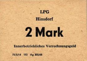 "L.057a.3 LPG Hinsdorf ""August Bebel"" 2 Mark (1)"