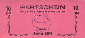 """L.058a.14 LPG Hof-Salbitz """"Ernst Thälmann"""" 10 DM (1)"""