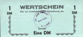 """L.058a.11 LPG Hof-Salbitz """"Ernst Thälmann"""" 1 DM (1)"""