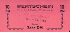 """L.058a.6 LPG Hof-Salbitz """"Ernst Thälmann"""" 10 DM (1)"""