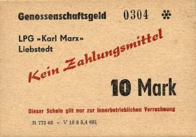 "L.077.13 LPG Liebstedt ""Karl Marx"" 10 Mark (1)"
