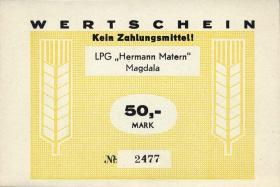 "L.082.8 LPG Magdala ""Hermann Matern"" 50 Mark (1)"