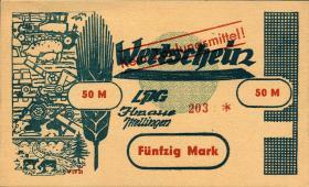 """L.086.7 LPG Mellingen """"Ilmaue"""" 50 Mark (1)"""