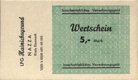 """L.093.2 LPG Nazza """"Hainichsgrund"""" 5 Mark (1)"""