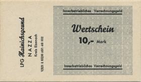 """L.093.3 LPG Nazza """"Hainichsgrund"""" 10 Mark (1)"""