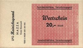 """L.093.4 LPG Nazza """"Hainichsgrund"""" 20 Mark (1)"""