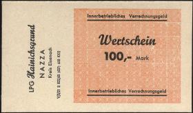 """L.093.6 LPG Nazza """"Hainichsgrund"""" 100 Mark (1)"""